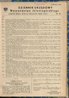 Dziennik Urzędowy Województwa Jeleniogórskiego, 1989, nr 16