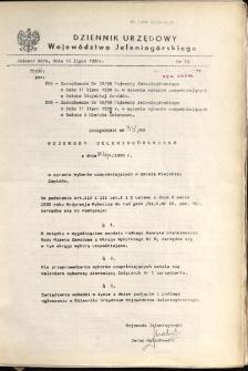 Dziennik Urzędowy Województwa Jeleniogórskiego, 1990, nr 10