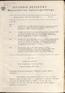 Dziennik Urzędowy Województwa Jeleniogórskiego, 1990, nr 12