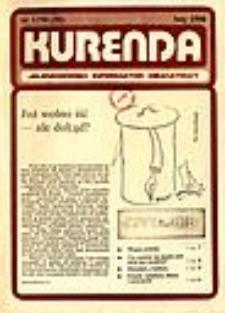 Kurenda : jeleniogórski informator oświatowy, 1990, nr 1 (20)