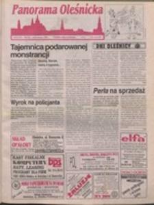 Panorama Oleśnicka: tygodnik Ziemi Oleśnickiej, 1997, nr 23
