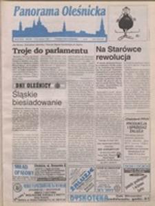 Panorama Oleśnicka: tygodnik Ziemi Oleśnickiej, 1997, nr 24