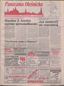 Panorama Oleśnicka: tygodnik Ziemi Oleśnickiej, 1997, nr 25