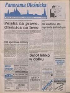 Panorama Oleśnicka: tygodnik Ziemi Oleśnickiej, 1997, nr 38