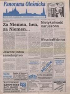 Panorama Oleśnicka: tygodnik Ziemi Oleśnickiej, 1997, nr 40