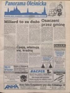 Panorama Oleśnicka: tygodnik Ziemi Oleśnickiej, 1997, nr 50