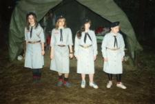 Harcerze : obóz w Kliczkowie (fot. 25) [Dokument ikonograficzny]
