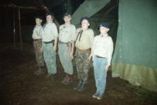 Harcerze : obóz w Kliczkowie (fot. 26) [Dokument ikonograficzny]