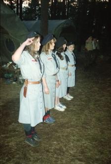 Harcerze : obóz w Kliczkowie (fot. 28) [Dokument ikonograficzny]