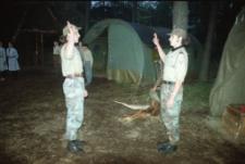Harcerze : obóz w Kliczkowie (fot. 31) [Dokument ikonograficzny]