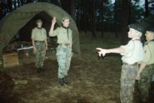 Harcerze : obóz w Kliczkowie (fot. 32) [Dokument ikonograficzny]