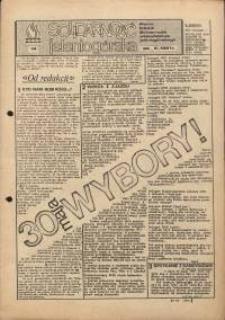Solidarność Jeleniogórska : pismo NSZZ Solidarność województwa jeleniogórskiego : 29.05.1981 r., nr 14