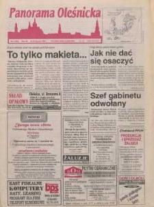 Panorama Oleśnicka: tygodnik Ziemi Oleśnickiej, 1998, nr 3