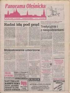Panorama Oleśnicka: tygodnik Ziemi Oleśnickiej, 1998, nr 5