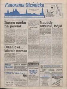 Panorama Oleśnicka: tygodnik Ziemi Oleśnickiej, 1998, nr 6
