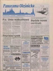 Panorama Oleśnicka: tygodnik Ziemi Oleśnickiej, 1998, nr 9