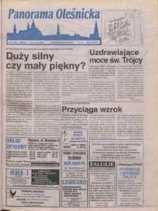 Panorama Oleśnicka: tygodnik Ziemi Oleśnickiej, 1998, nr 11