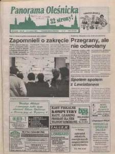 Panorama Oleśnicka: tygodnik Ziemi Oleśnickiej, 1998, nr 14