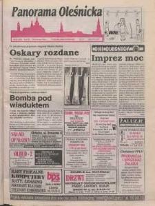 Panorama Oleśnicka: tygodnik Ziemi Oleśnickiej, 1998, nr 22