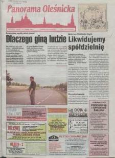 Panorama Oleśnicka: tygodnik Ziemi Oleśnickiej, 1998, nr 32