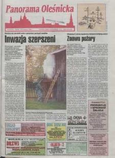 Panorama Oleśnicka: tygodnik Ziemi Oleśnickiej, 1998, nr 34