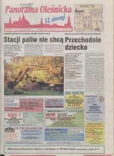Panorama Oleśnicka: tygodnik Ziemi Oleśnickiej, 1998, nr 42