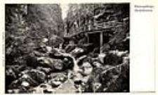Karkonosze - wąwóz Kamieńczyka  [Dokument ikonograficzny]