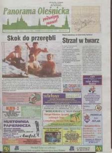 Panorama Oleśnicka: tygodnik Ziemi Oleśnickiej, 1998, nr 51/52