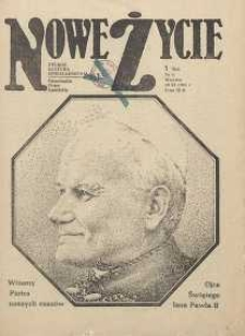 Nowe Życie :dolnośląskie pismo katolickie : religia, kultura, społeczeństwo, 1983, nr 1