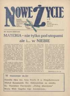 Nowe Życie :dolnośląskie pismo katolickie : religia, kultura, społeczeństwo, 1983, nr 5