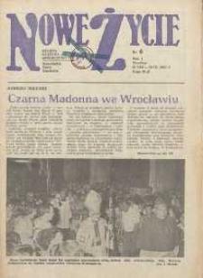 Nowe Życie :dolnośląskie pismo katolickie : religia, kultura, społeczeństwo, 1983, nr 6