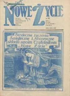 Nowe Życie :dolnośląskie pismo katolickie : religia, kultura, społeczeństwo, 1983, nr 14