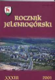 Rocznik Jeleniogórski, T. 33 (2001)