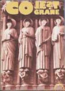 Co Jest Grane : wrocławski miesięcznik kulturalno-informacyjny, 1994, nr 1