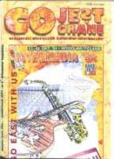Co Jest Grane : wrocławski miesięcznik kulturalno-informacyjny, 1994, nr 8