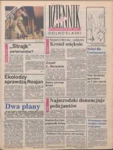 Dziennik Dolnośląski, 1990, nr 17 [16 października]