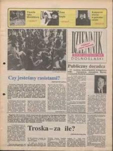 Dziennik Dolnośląski, 1990, nr 20 [19-21 października]