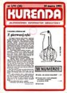 Kurenda : jeleniogórski informator oświatowy, 1991, nr 2 (26)