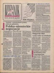 Dziennik Dolnośląski, 1990, nr 27 [30 października]