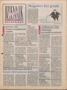 Dziennik Dolnośląski, 1990, nr 30 [5 listopada]