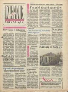 Dziennik Dolnośląski, 1990, nr 41 [20 listopada]