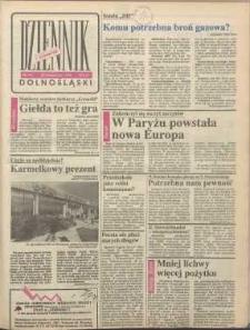 Dziennik Dolnośląski, 1990, nr 43 [22 listopada]
