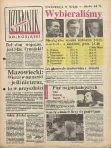 Dziennik Dolnośląski, 1990, nr 45 [26 listopada]