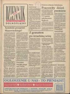 Dziennik Dolnośląski, 1991, nr 72 [8 stycznia]