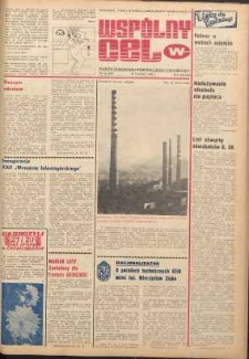 Wspólny cel : gazeta samorządu robotniczego Celwiskozy, 1980, nr 26 (797)