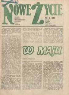 Nowe Życie :dolnośląskie pismo katolickie : religia, kultura, społeczeństwo, 1984, nr 6 (20)