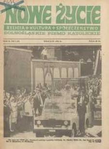 Nowe Życie :dolnośląskie pismo katolickie : religia, kultura, społeczeństwo, 1984, nr 9 (23)