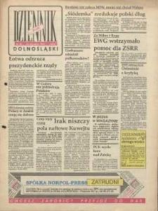 Dziennik Dolnośląski, 1991, nr 83 [23 stycznia]