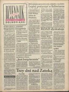 Dziennik Dolnośląski, 1991, nr 91 [4 lutego]