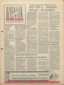 Dziennik Dolnośląski, 1991, nr 92 [5 lutego]